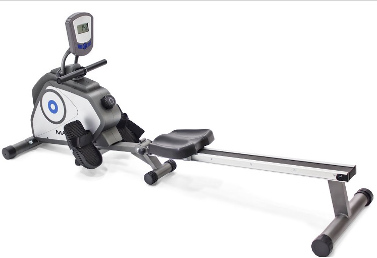Marcy NS-40503RW Rowing Machine - profile view