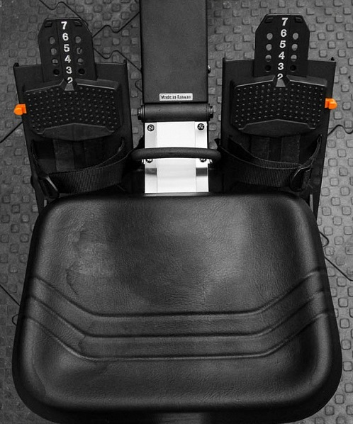 Xebex Air Rower seat