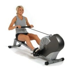 rowing machine weight loss