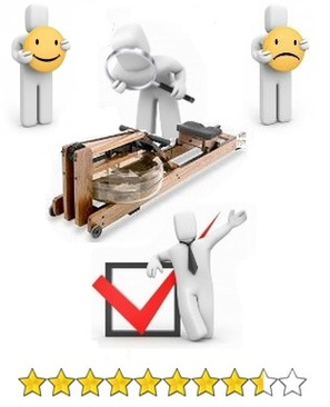 rowing machine review process