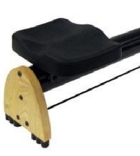 The seat on a WaterRower GX Rowing machine