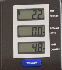 Stamina 1402 Air Rower LCD Display