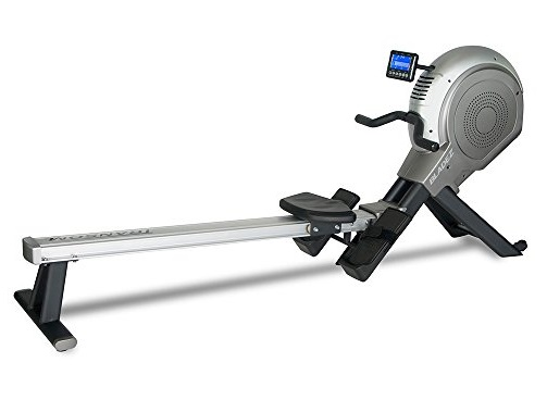 The Bladez Transom rowing machine side view
