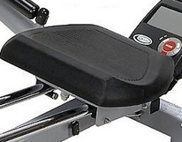 HCI Fitness Outrigger seat close-up