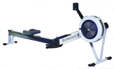 The Concept2 Model D rowing machine