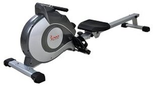 Sunny SF-RW5515 rowing machine side view