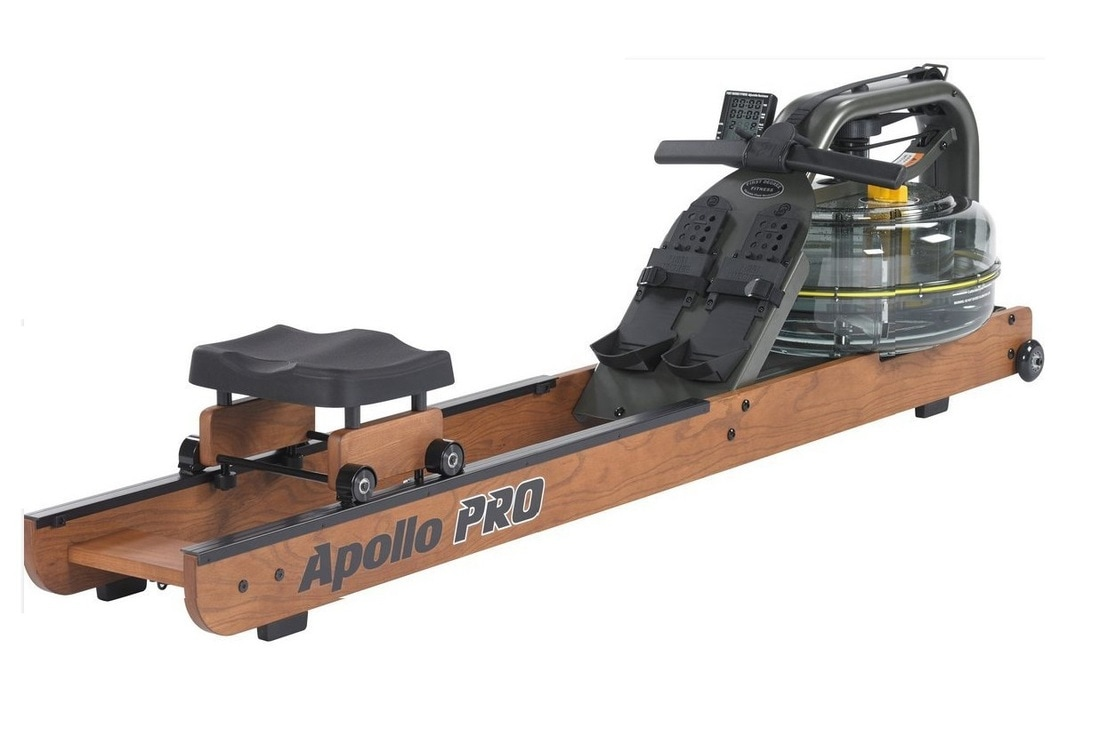 FIrst Degree Fitness Apollo Pro rowing machine side view