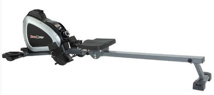 Fitness Reality 1000 rowing machine side view