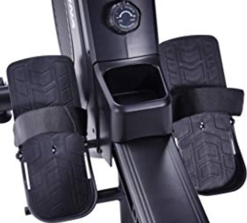 Stamina DT 397 rowing machine foot rests