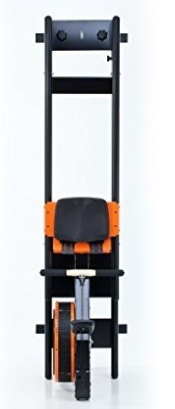 Waterrower Slider Dynamic stored in vertical position
