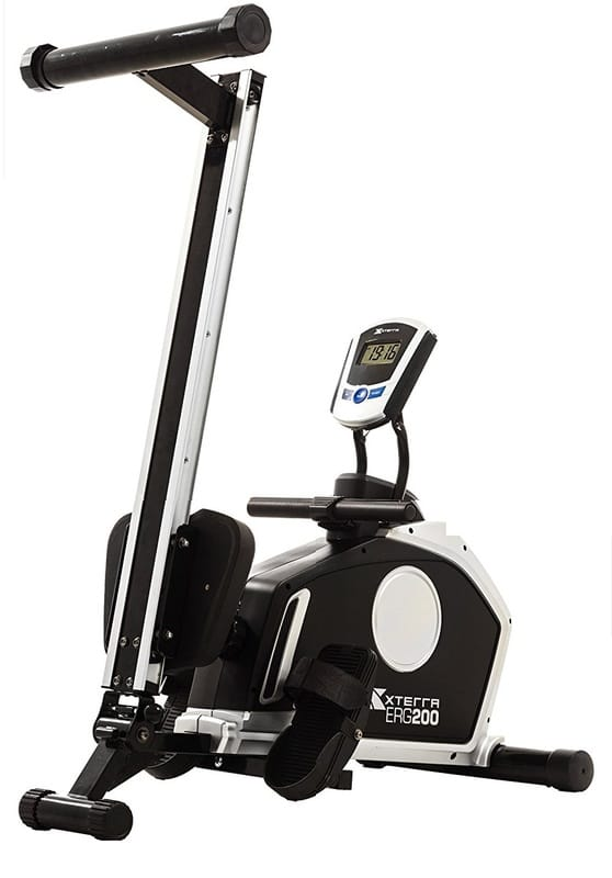 Xterra ERG400 in folded position